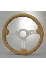 "Steering 1963-82 Steering Wheel 14"" Tan"