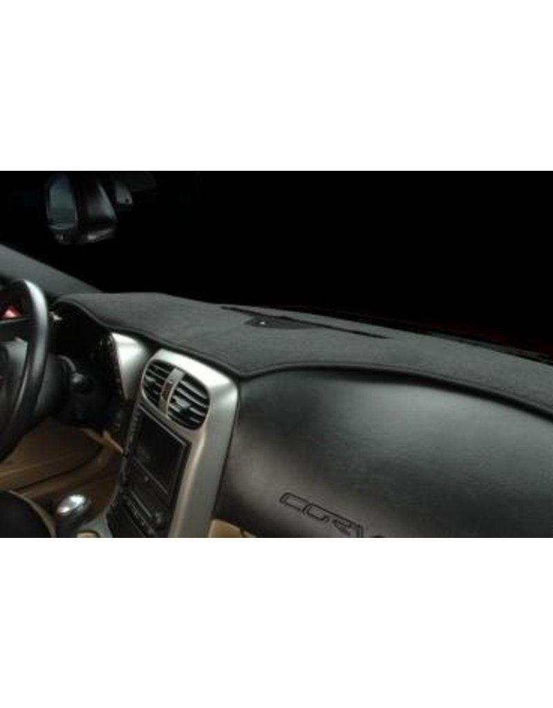 Accessories 2005-13 Dash Mat Black-With HUD