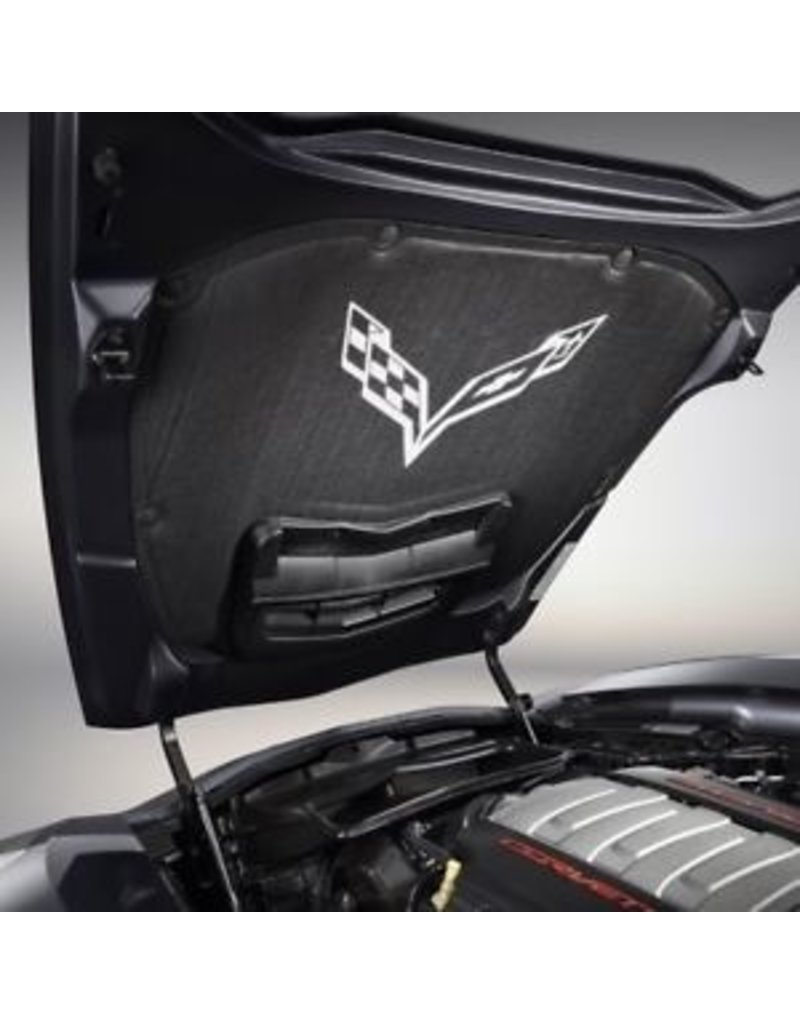 Accessories 2014-16 Hood Liner with Logo