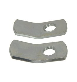 Body 1953-62 Washer Nozzle Flat Retaining Nuts