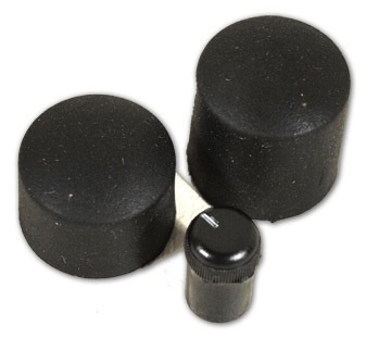 Interior 1997-04 Radio Knobs 3 Piece Set