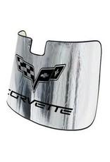 Accessories C6 Sunshade W/Logo