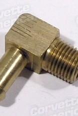 Fuel\Air 1964-66 Fuel Pump Elbow Fitting 327 340/375hp