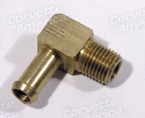 Fuel\Air 1964-66 Fuel Pump Elbow Fitting 327 340/375hp