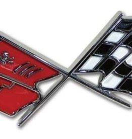 Body 1968-72 Nose Emblem Reproduction