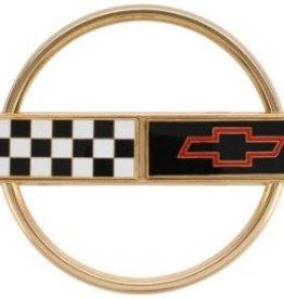Body 1991-96 Gas Lid Emblem Gold