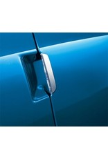 Body C6 Chrome Outside Door Handles Pair