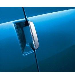 Body C6 Chrome Outside Door Handles Pair