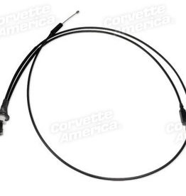 Body 1984-96 Hood Release Cables