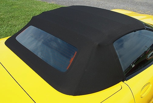 Body C5 Convert Top Black