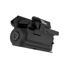 Accessories Mounts on Rail-Equipped Pistols and Long Guns