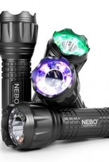 Accessories 6 Modes+4 Features+4 Colors=1 Powerful Flashlight.