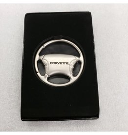 Accessories Corvette Key Fob Steering Wheel with Lettering