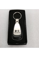 Accessories C1 Key Fob Leather Tear Drop
