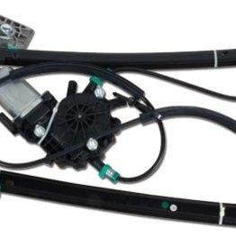 Body 1997-2004 Power Window Regulator with Motor Left Hand