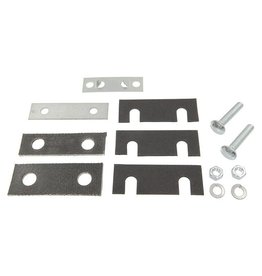 Cooling 1953-62 Radiator Support Mount Kit