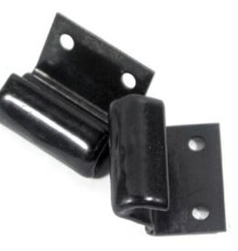 Weatherstrip 1977-82 A-Pillar Weatherstrip Clip Pair-Outer