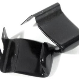 Weatherstrip 1969-82 A-Pillar Weatherstrip Clip Pair