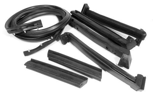 Weatherstrip 1986-96 Convertible Weatherstrip Complete Kit