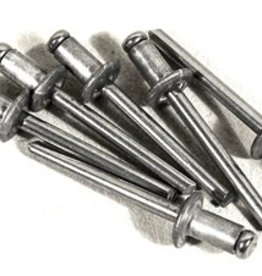 Weatherstrip 1984-96 Door Seal Rivets 6 Piece Set