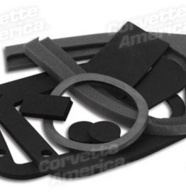 Heating\AC 1963-67 Heater Box Seal Kit<br />