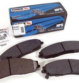 Brakes 1997-2010 Hawk Brake Pads HP Street Front