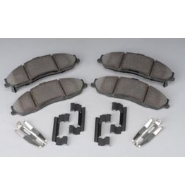 Brakes Creamic Brake Pads for C5 and C6. Excellent braking with Extremly low dust for cleaner wheels!