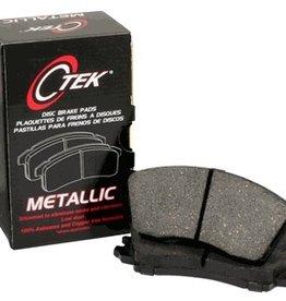 Brakes 1997-2013 Brake Pads Semi-Metallic Rear