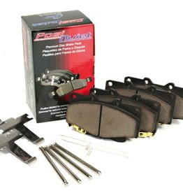 Brakes 2006-13 Z06/GS Brake Pads Rear Ceramic
