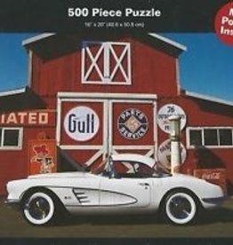Collectibles C1 Corvette Jigsaw Puzzle 500 Piece