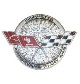 Collectibles 1978 Corvette Metal Sign