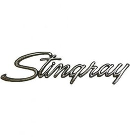 Collectibles 1968-73 Stingray Metal Sign