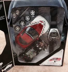 Collectibles 1998 Corvette Diecast W/Remote Control