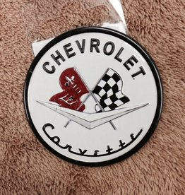 "Collectibles 2 1/4"" Metal Magnet with C1 Logo"