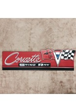 Collectibles 1963-64 Metal Sign Red 21""