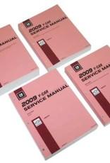 Books\Manuals GM Factory Service Manual 4 Book Set