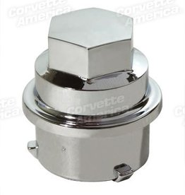 Wheels\Tires Chrome Lug Nut Covers for Factory Wheels