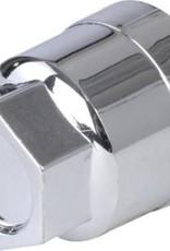 Wheels\Tires Chrome Lug Nut Covers for C4 Wheels