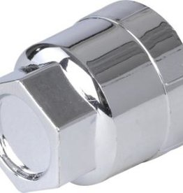 Wheels\Tires Chrome Lug Nut Covers for C4 Wheels