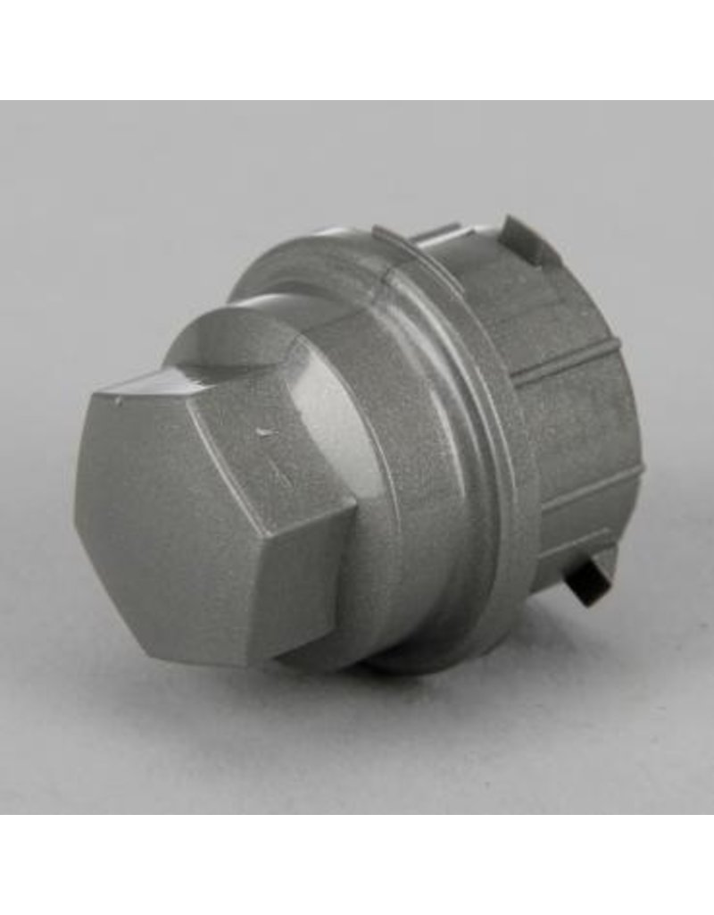 Wheels\Tires Gray Lug Nut Covers for Export and Magnesium Wheels