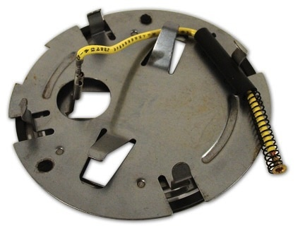Electrical With Horn Button Wire