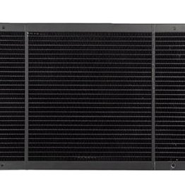 Cooling 1977-82 Radiator Direct Fit 4 Row Copper/Brass Manual Trans
