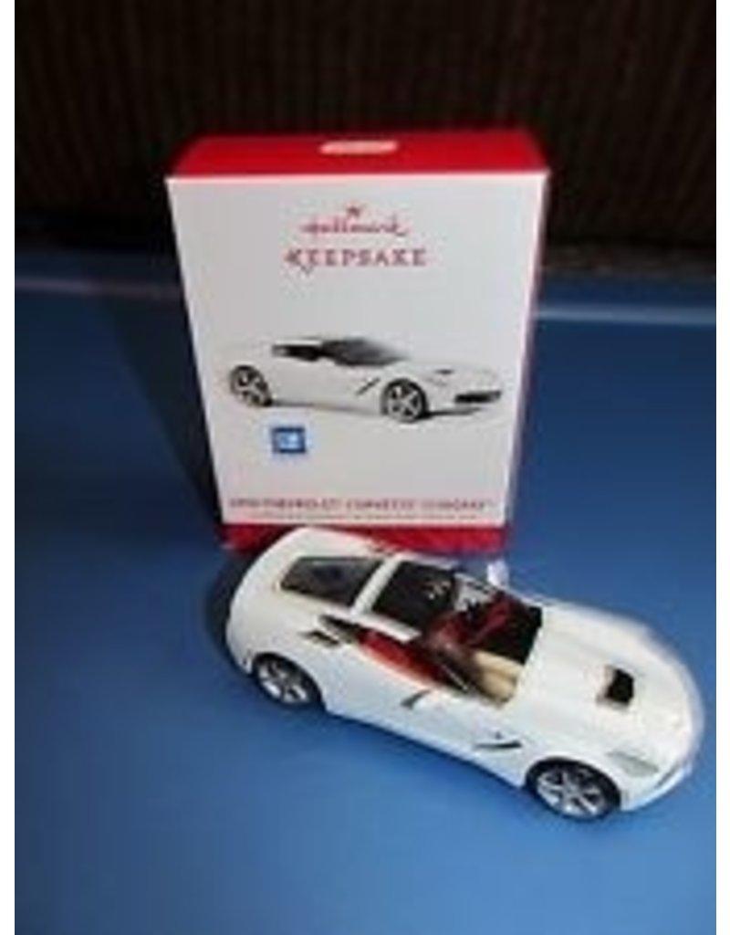 """Collectibles 2014 Corvette """"Stingray' Hallmark Ornament"""