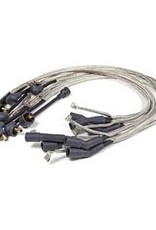 Ignition 1965-66 Spark Plug Wires 396/427 Braided with Ground Clips