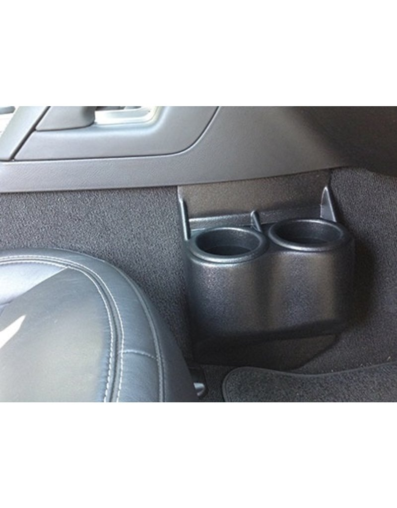 Accessories 2014-15 Travel Buddy Cup Holder Dual Black