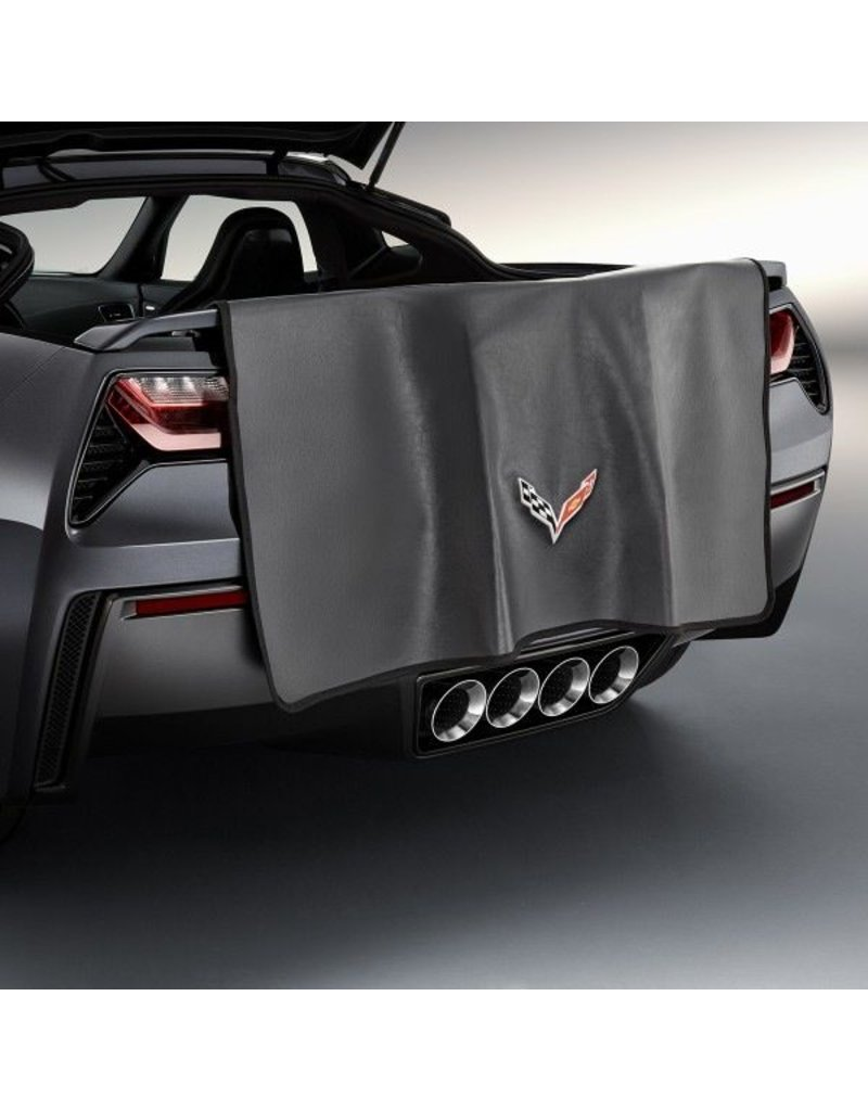 Accessories 2014-15 Bumper Bib Rear with Logo