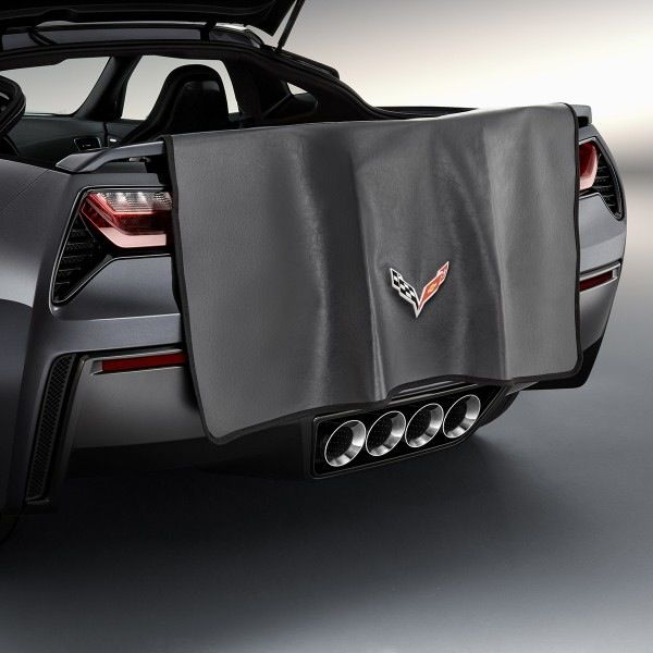 Accessories 2014-15 Bumper Bib Rear with Logo