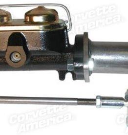 Brakes 1953-62 Dual Master Cylinder Conversion Kit