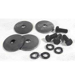 Suspension 1963-82 A-Arm Bushing Retainer Upper with Bolts 12 Piece