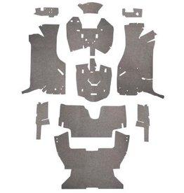 Interior 1984-96 Sound Deadner Foil Backed Pre-Cut